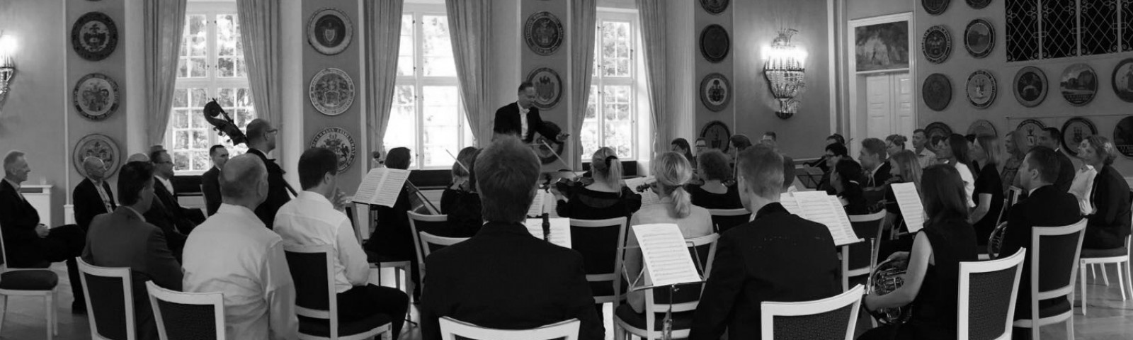 Orchestra Event for Canzona Music