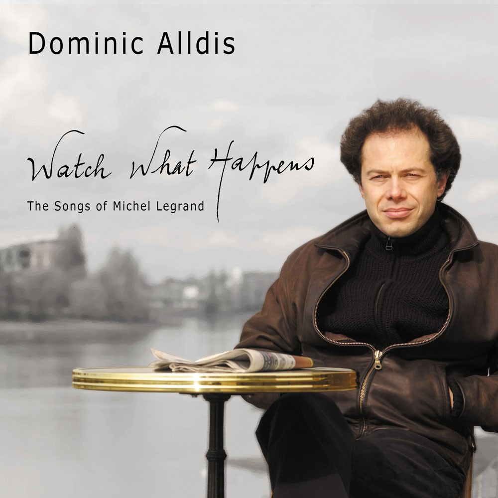 'Watch What Happens' by Dominic Alldis
