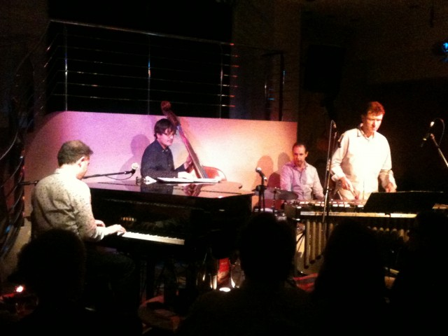 The Pheasantry with Anthony Kerr, 2013